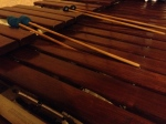 1940's or 50's Ludwig 4 octave marimba